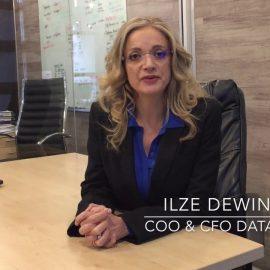Ilze Dewing on Success in the Technology Industry