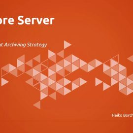 Tech Tips: Choosing the Right Archiving Strategy