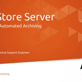 Tech Tips: Automated Archiving with MailStore Server