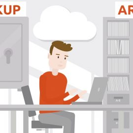 Benefits of 3rd Party Email Archiving for Businesses Using Microsoft 365